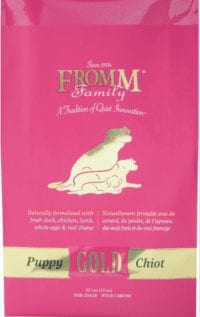 Fromm Gold Puppy Dog Food