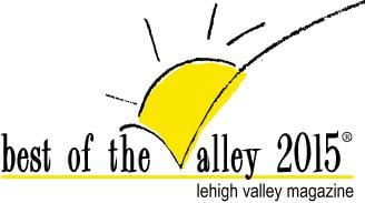 Lehigh Valley Magazine's Best of the Valley 2015 logo