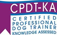 Certified Professional Dog Trainer Knowledge Assessed Badge